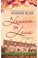 A Lesson in Love (The Village Romance Series Book 3) Kindle Edition