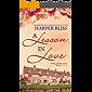 A Lesson in Love (The Village Romance Series Book 3)
