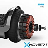 Hover-1 Chrome Electric Hoverboard Scooter and