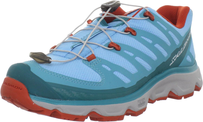 Salomon Damen Hikingschuhe Synapse W 36 score bluebay blue 9Lxvg