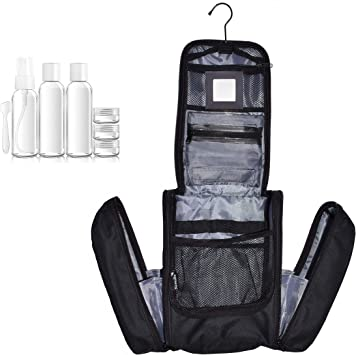 Neceser Extra Grande de Nomalite   Kit de Bolsa de Mano de Colgar, Impermeable XL/Neceser