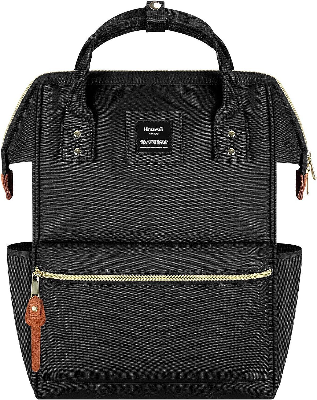 Hethrone Water Resistant Laptop Backpack 15.6 Anti Theft Travel School Computer Bag