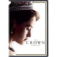 The Crown: The Complete Season 1 (4-Disc Box Set)