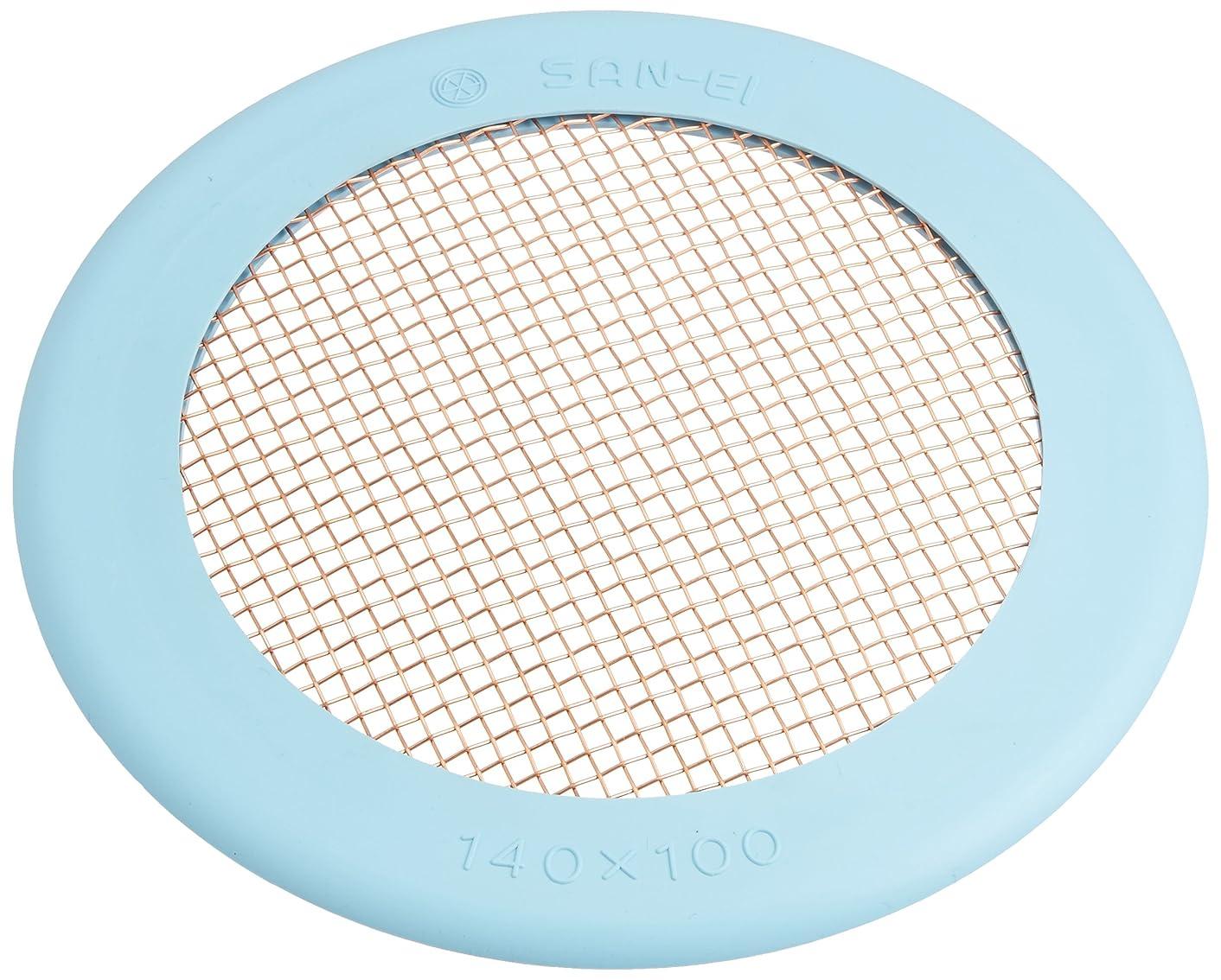 圧縮された不屈暖かさレック 詰まりにくい 洗面台用 ゴミストッパー (5個入) 特許出願中 BB-507