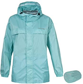 a353a5d03183 Trespass Packa Jacket, Tropical, L, Packaway Jacket for Men, Large, Blue