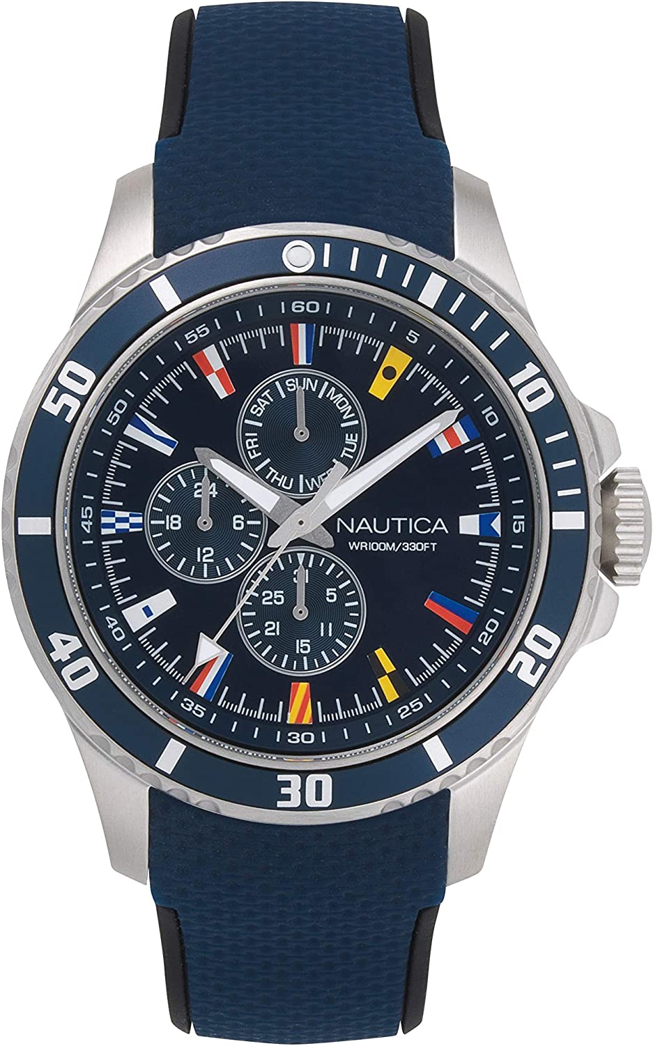 Nautica Men s Freeboard Multifunction Watch
