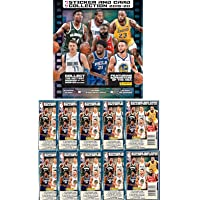 $25 » 2019/20 Panini NBA Basketball Sticker Collection Starter Kit (10 packs & 1 album)