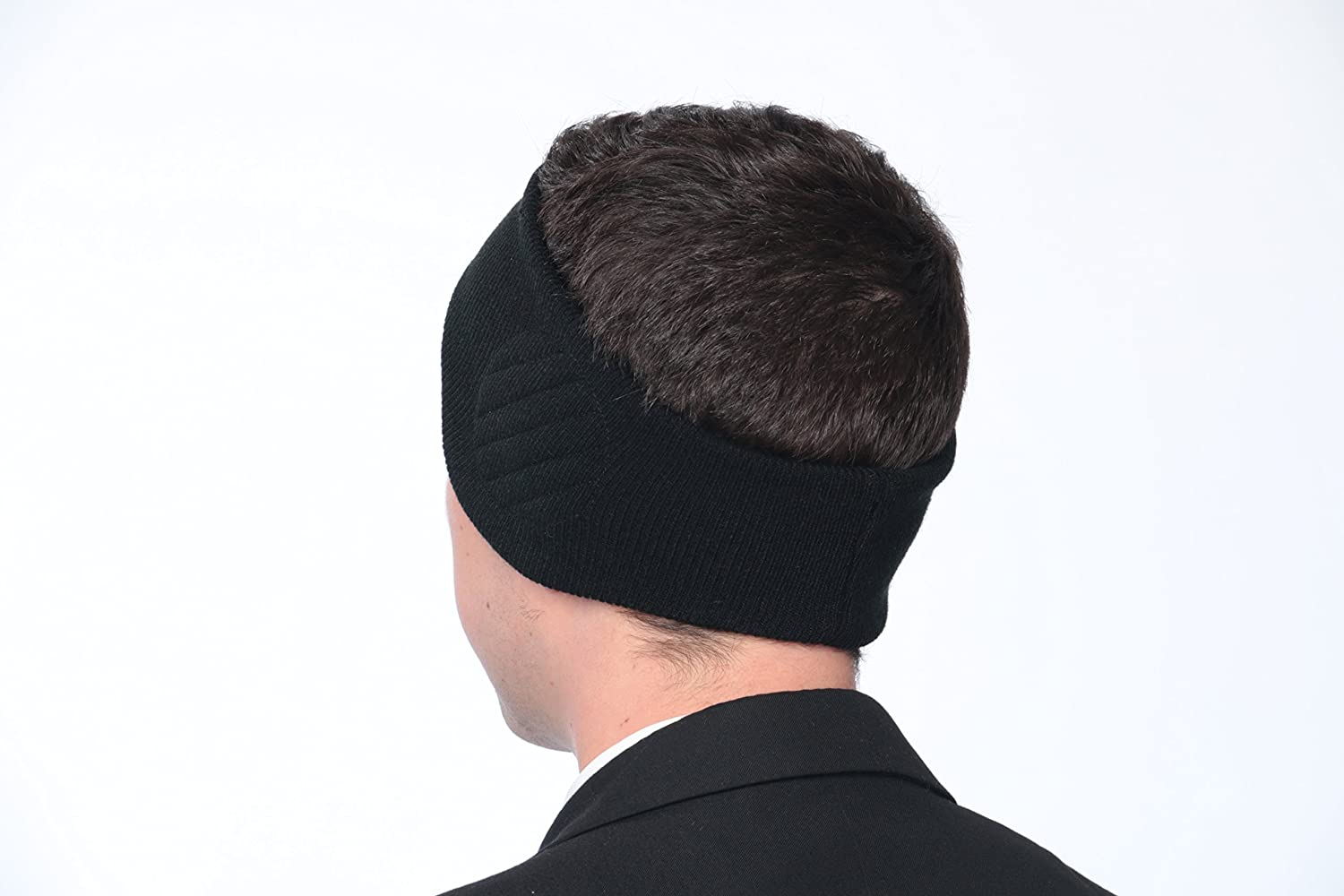 Sanremo Fashions Extra Warm Knit Ear Warmer Ear Band Stretch Head Band Ear Muff