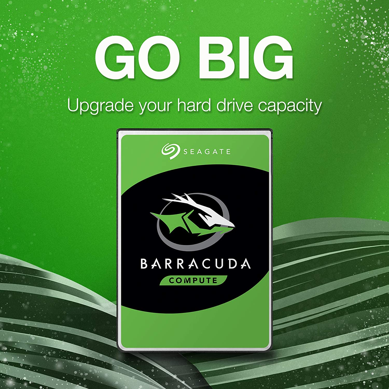 Seagate BarraCuda 3TB Internal Hard Drive HDD – 3.5 Inch SATA 6Gb/s 5400 RPM 256MB Cache for Computer Desktop PC – Frustration-Free Packaging (ST3000DM007)