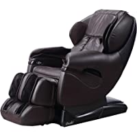 Deals on TITAN Pro Series Brown Faux Leather Reclining Massage Chair