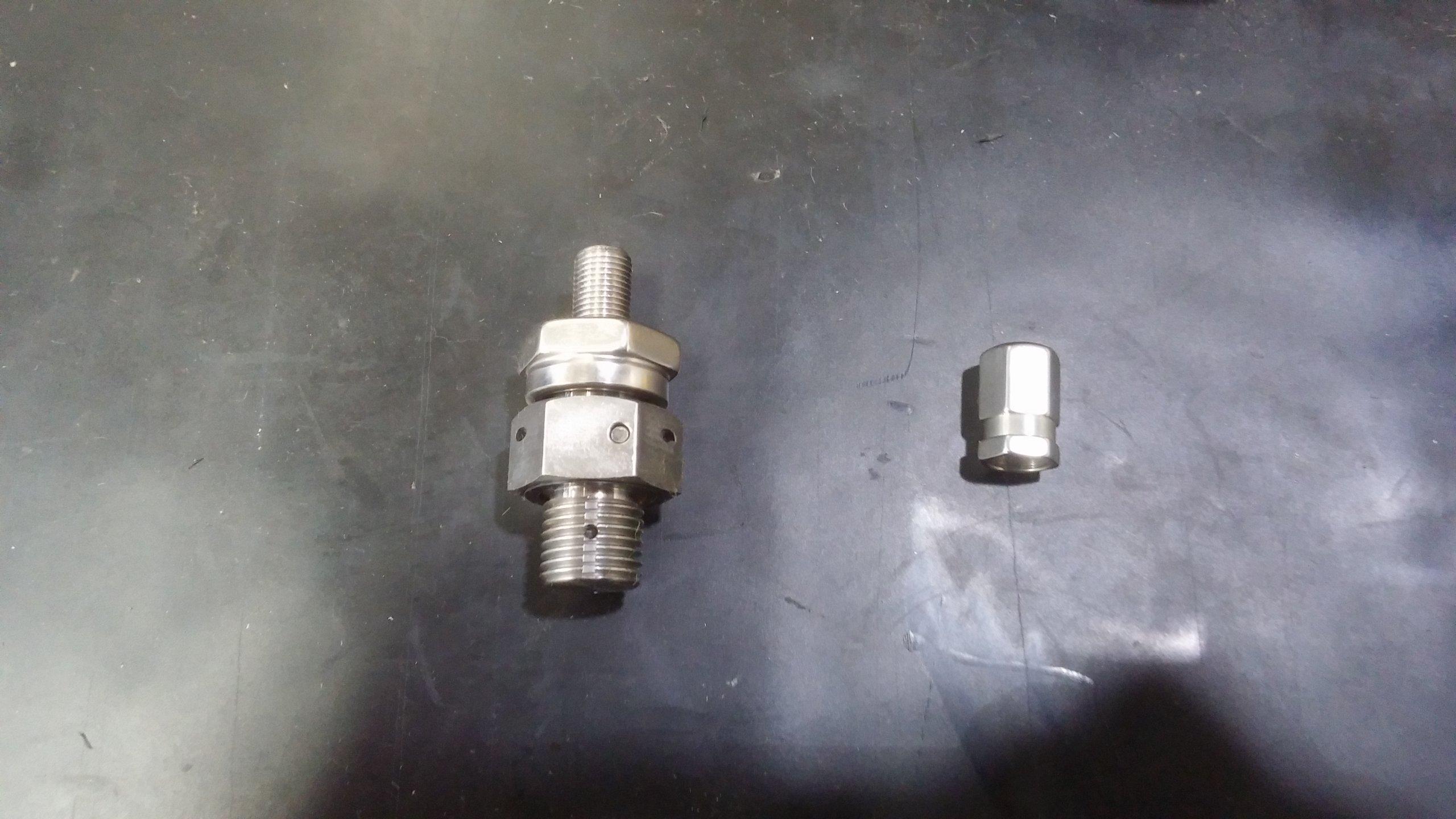 3000 psi Accumulators AI-1-3KT Bladder Kit 1 gal