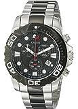 Calibre Men's SC-5A2-04-007 Akron Analog Display Quartz Two Tone Watch