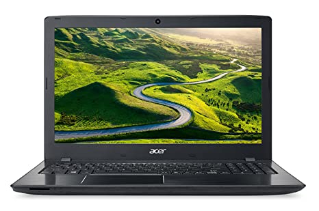 """Acer Aspire E5-575 (NX.GE6SI.033)(Core i5 (7th Gen)/4GB DDR4 RAM/1 TB HDD/39.6 cm (15.6"""")/Windows 10 with MS Office Home & Student 2016) (Black) Laptops at amazon"""