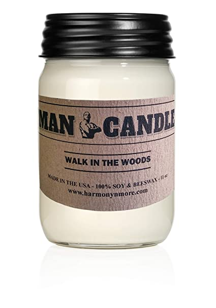 Amazoncom Harmony Bath And Body Products Best Man Candle Best