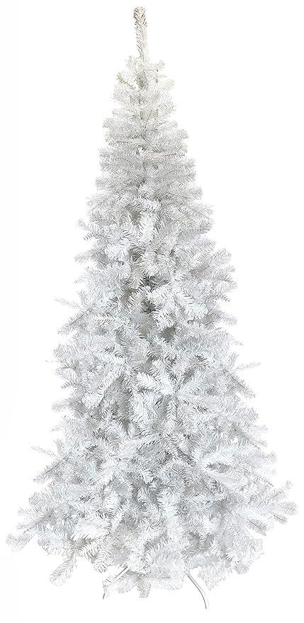 Contemporary Christmas Tree.Amazon Com Vert Lifestyle White Bergen Fir Luxury