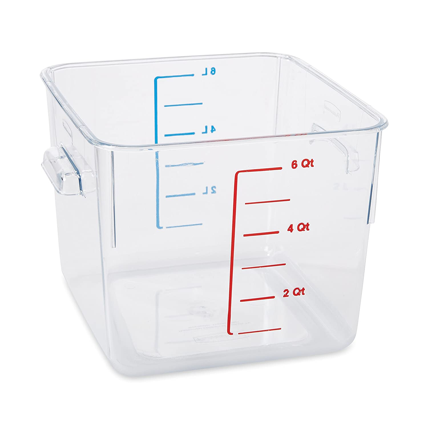 Rubbermaid Commercial Food Storage Containers