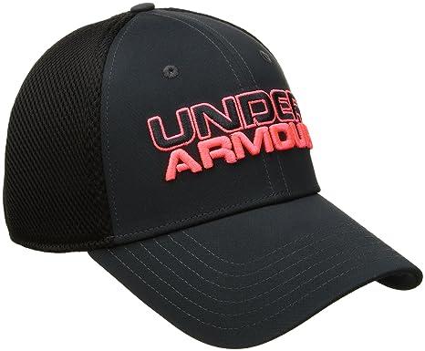 076dbc4553d Amazon.com  Under Armour Men s Sportstyle Mesh Cap  Sports   Outdoors