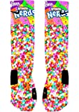Nerds Candy Custom Nike Elite Socks