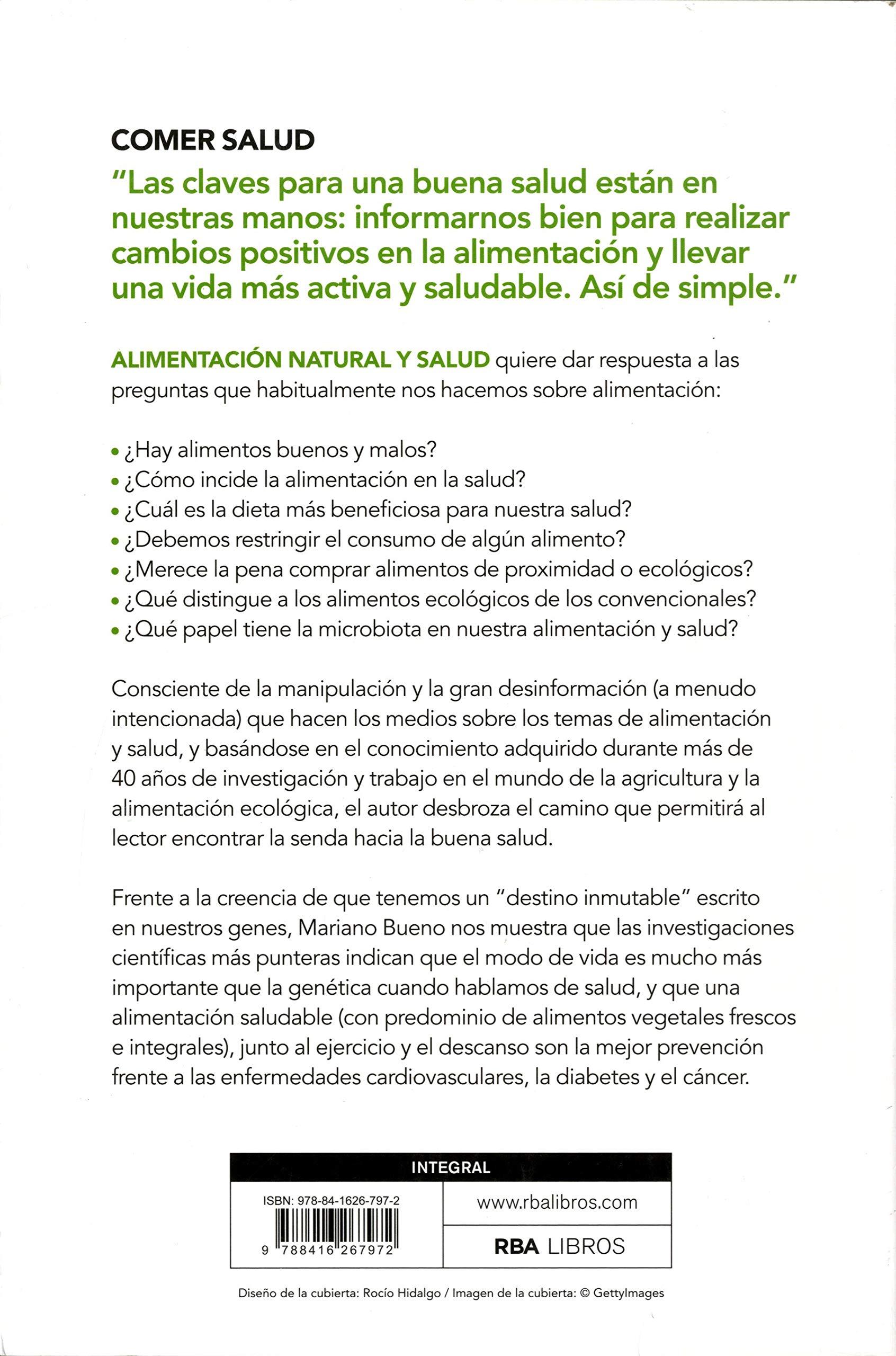 alimentacion natural y salud mariano bueno pdf