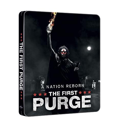 La Prima Notte del Giudizio (Steelbook)  ( Blu Ray)