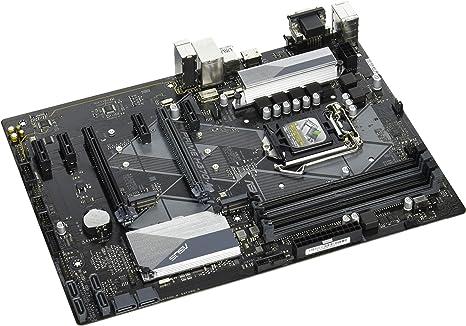 ASUS Prime H370-A/CSM LGA1151 (300 Series) DDR4 HDMI DVI VGA M.2 ATX Motherboard