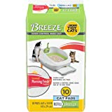 Purina Tidy Cats Breeze Litter System Cat Pad Refills, Morning Fresh Scent