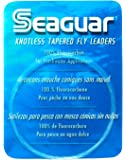 Seaguar Knotless 9-Feet Fluorocarbon Tapered Leader