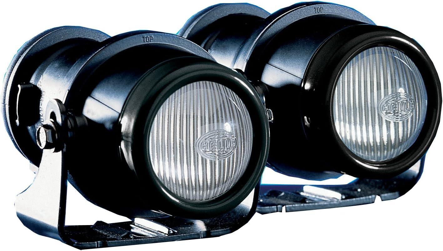 Left or Right HELLA 1NL 008 090-821 Halogen Fog Light Set