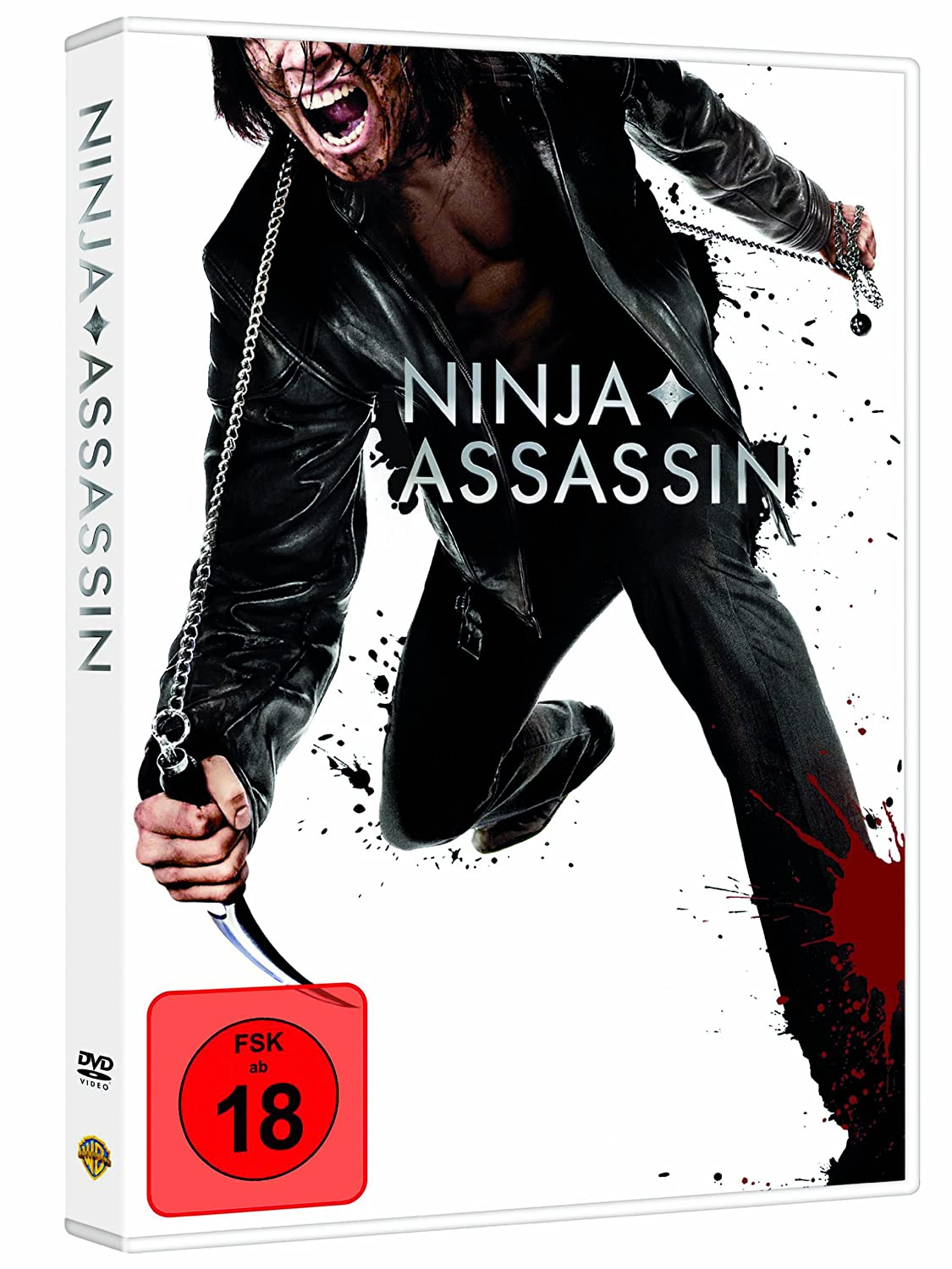 Ninja Assassin [Alemania] [DVD]: Amazon.es: Naomie Harris ...