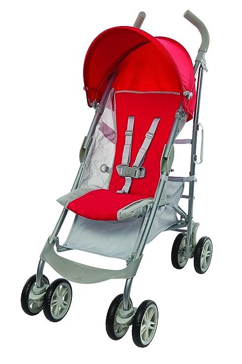 Graco Nimbly carrito de bebé rojo circo