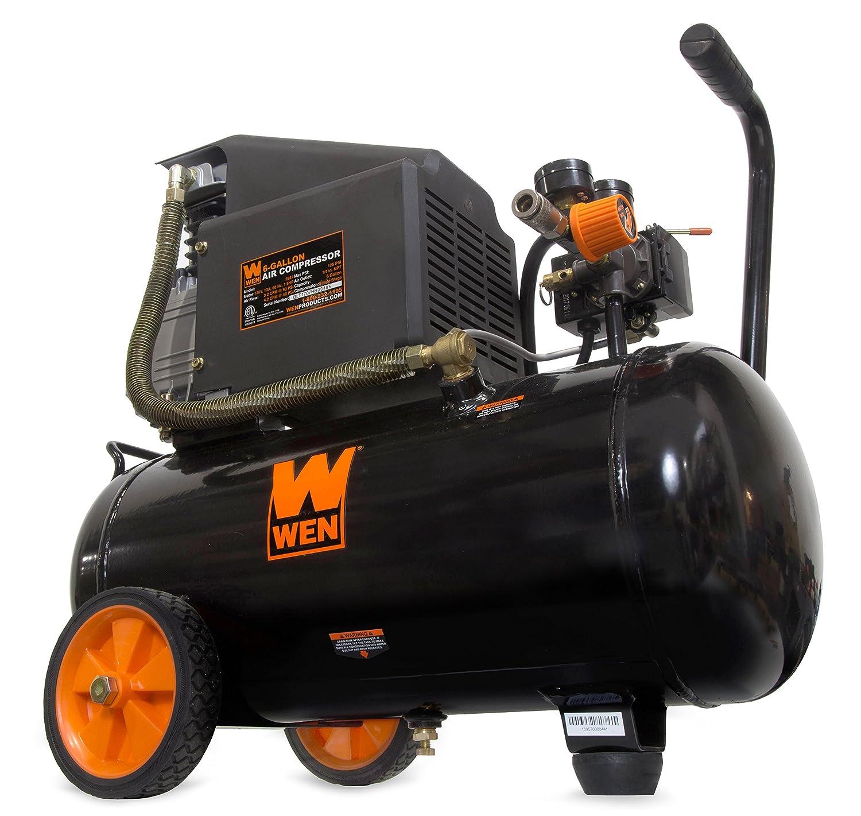 150 PSI WEN 2286 6-Gallon Oil-Free Pancake Air Compressor