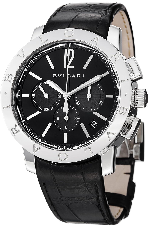 ブルガリ BVLGARI 自動巻き クロノグラフ メンズ 腕時計 BB41BSLDCH [並行輸入品] B00IAH7WG0