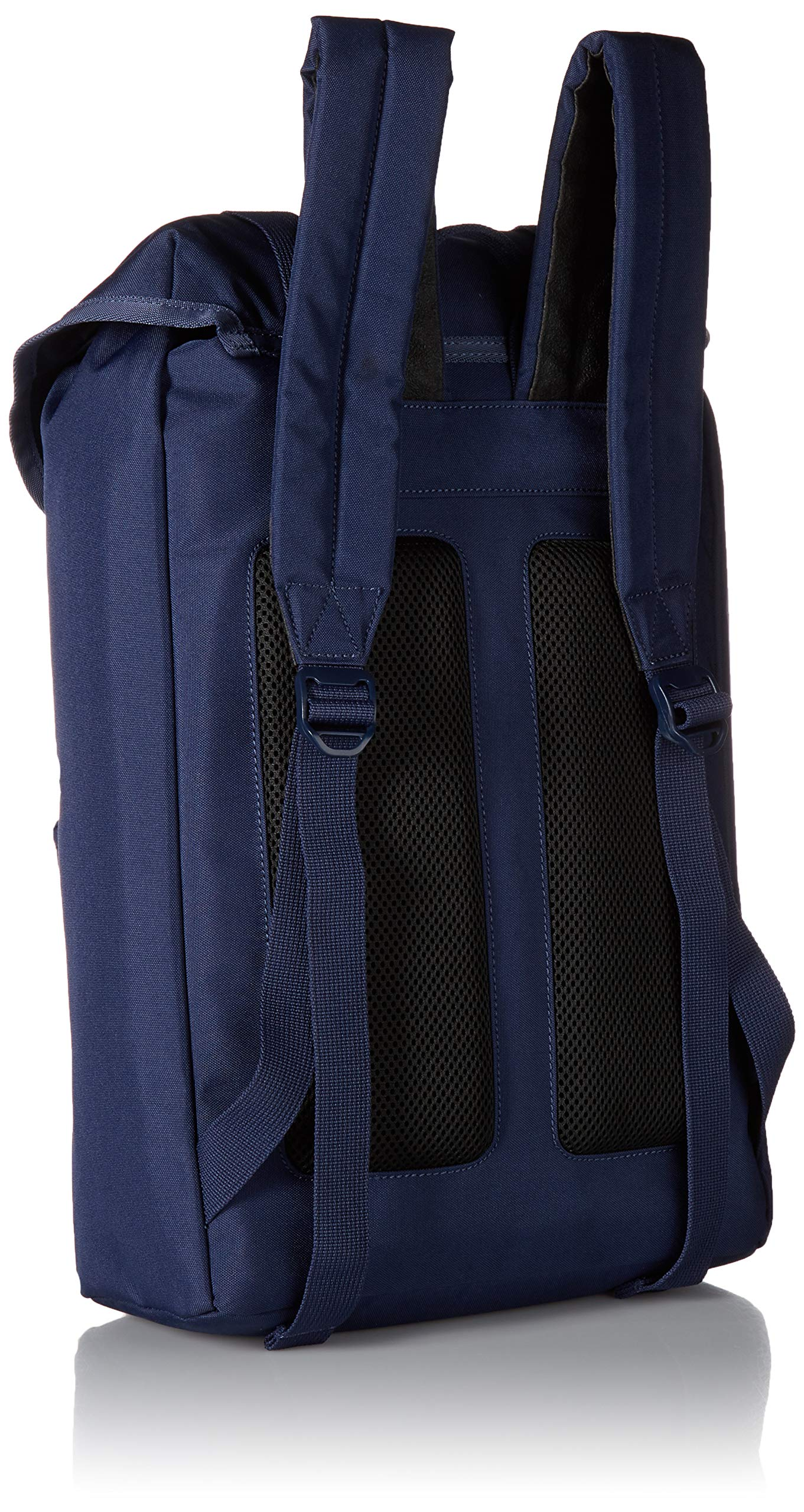 Lacoste Men's Neocroc Flap Backpack, Peacoat, 00 by Lacoste (Image #2)