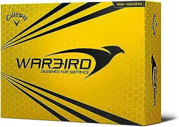 Image ofCallaway Warbird - Pack de 12 Bolas de Golf