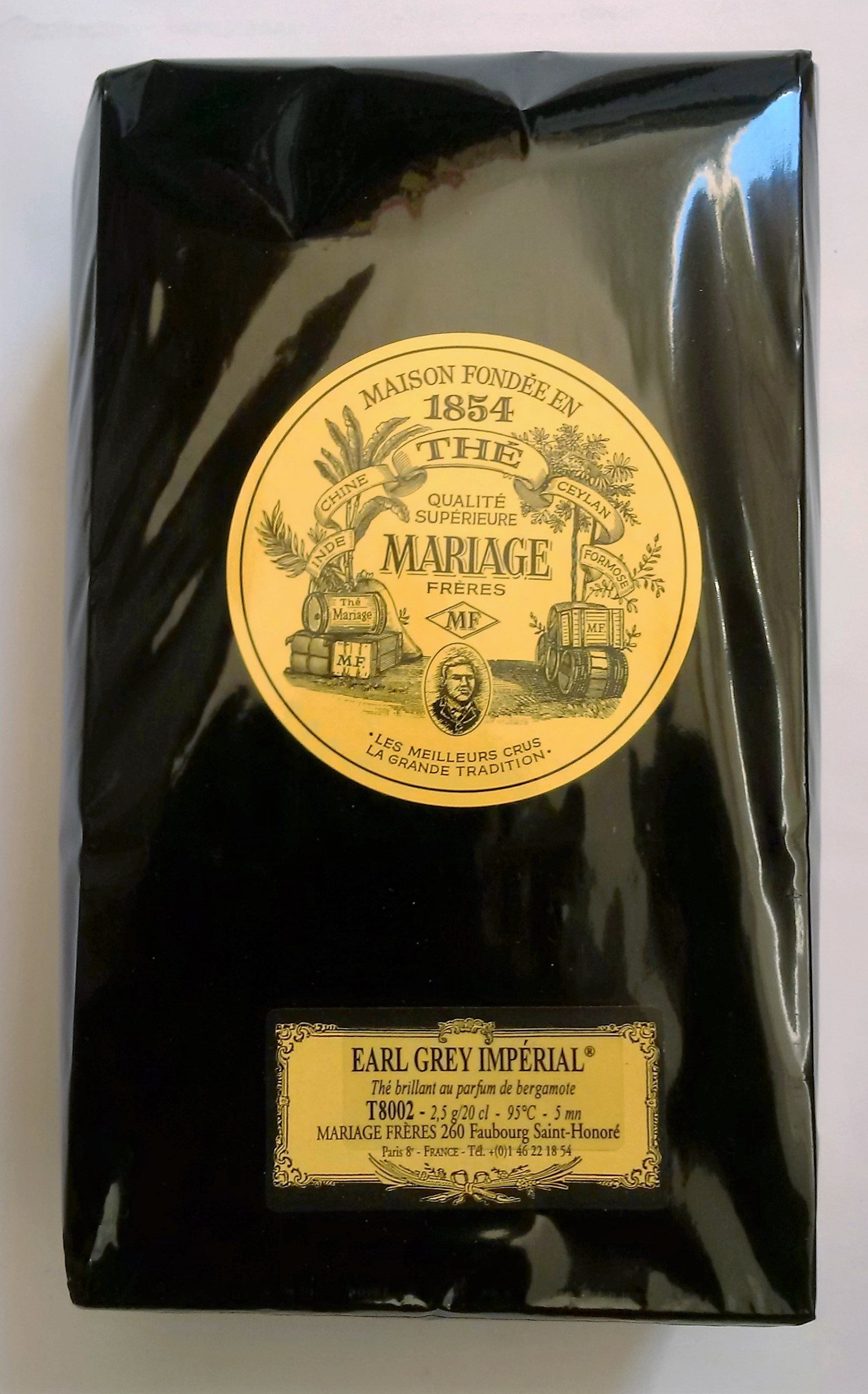 Mariage Frères - EARL GREY IMPERIAL - LOOSE LEAF BAG - 17.63oz / 500gr