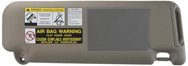 TOYOTA Genuine 74320-35A00-E0 Visor Assembly Sun Protection ...