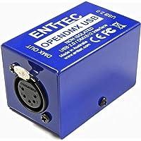 Enttec - Open DMX USB Dongle, USB to DMX interface, 512 ch, 1 universe