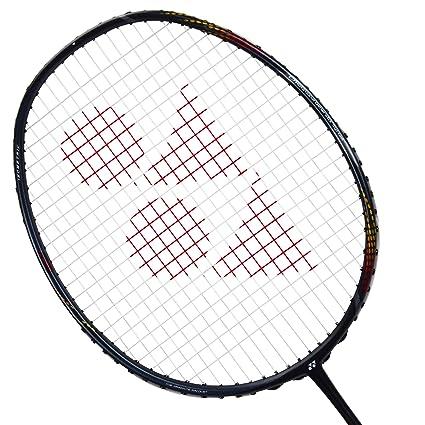 super leicht 68g Astrox 22 bespannt mit H/ülle Yonex Badmintonschl/äger