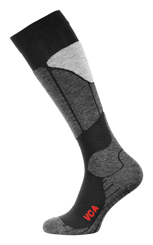 SKI und SNOWBOARD Socken - Kniestrümpfe, mit Spezial Polsterung, Unisex für Damen und Herren von VCA®