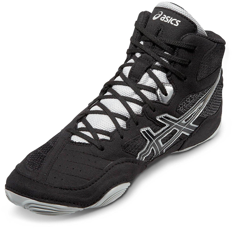 Asics - Snapdown noir lutte - Chaussures de lutte