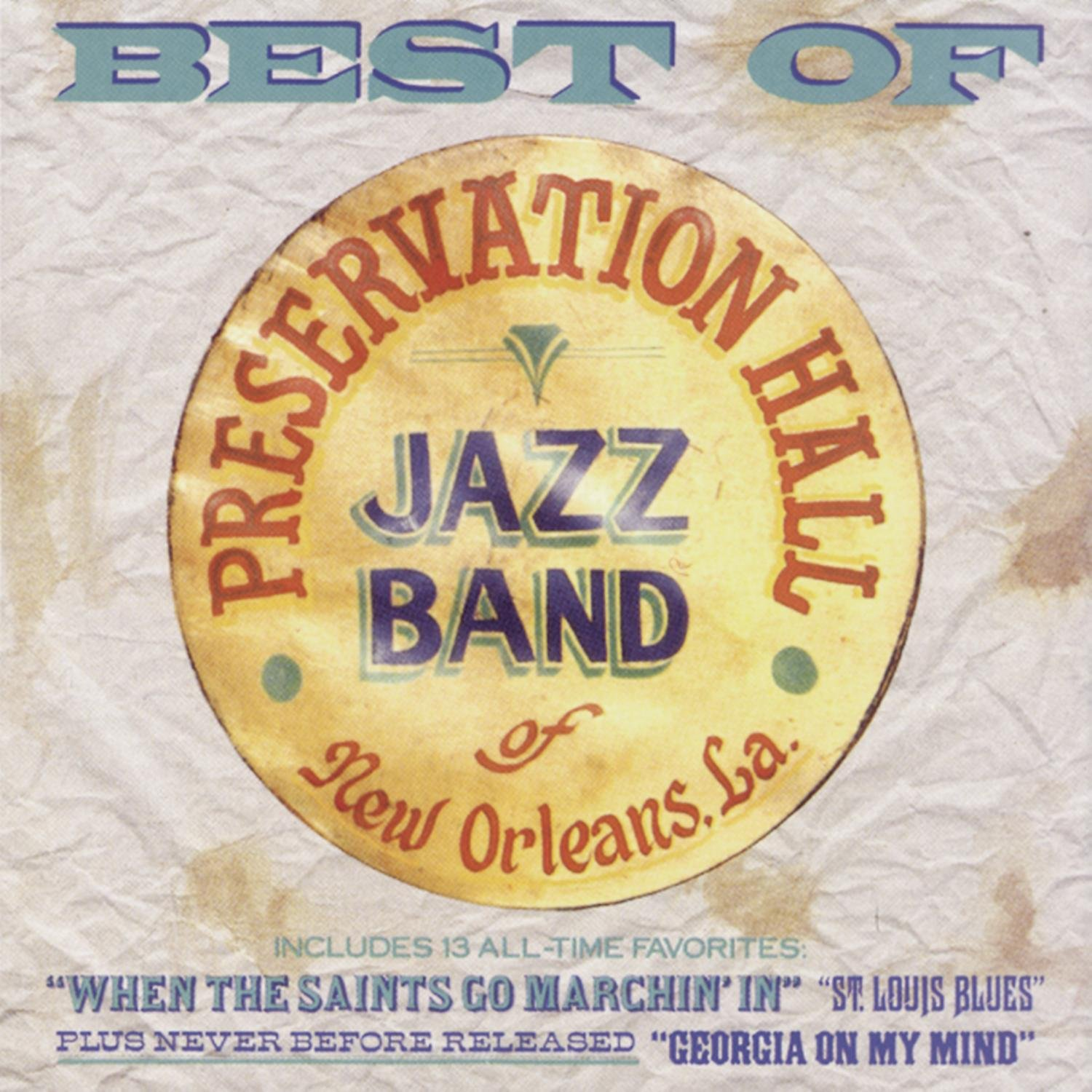 Best Of Preservation Hall Jazz Band
