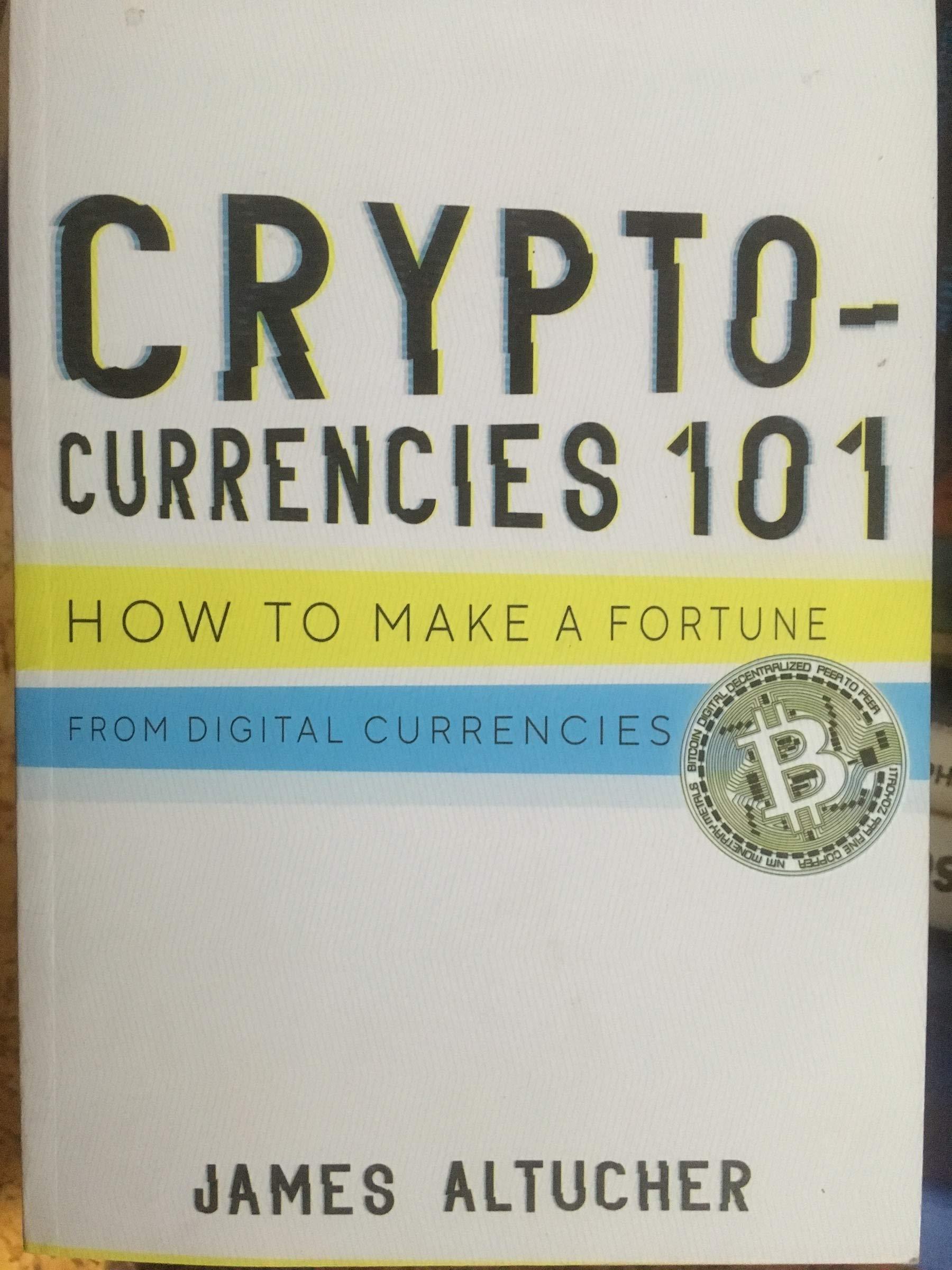 james altucher best cryptocurrency