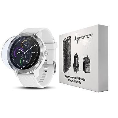 Garmin Vivoactive 3 GPS Reloj Inteligente con Pantalla táctil y sin Contacto Función de pagos y