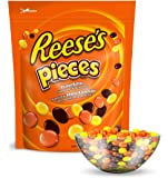 REESE Pieces Peanut Butter Bulk Candy, 1.36kg Bulk Bag