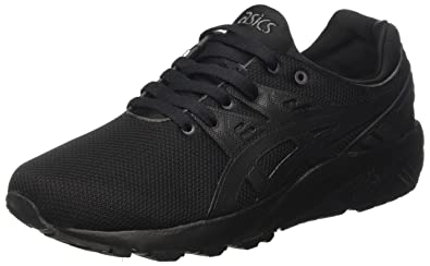 Asics Gel-Kayano Trainer Evo, Baskets Mixte Adulte, Noir (Black), 39 EU