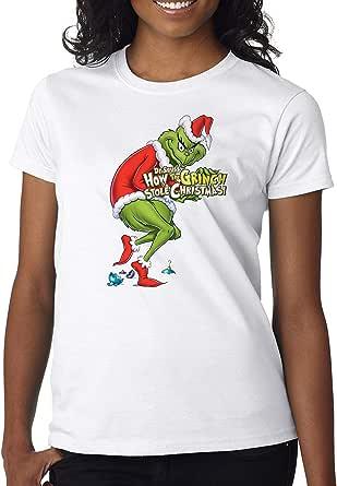DanielDavis How Grinch Stole Christmas Movie Fan Shirt Custom Made T-Shirt