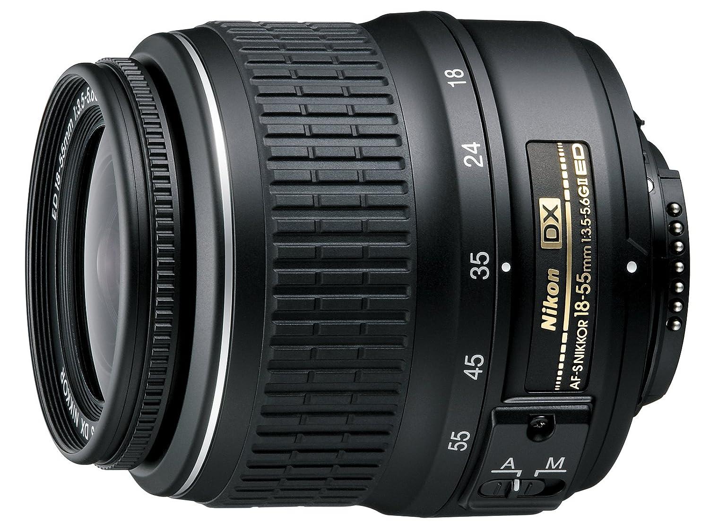 Nikon AF S DX ED II Objetivo Nikkor  mm :