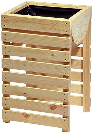 Dobar 29164e Dekoratives Hochbeet Aus Holz Kiefer Tischbeet