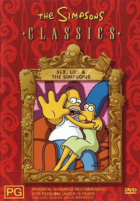 Cartoon sex the simpsons