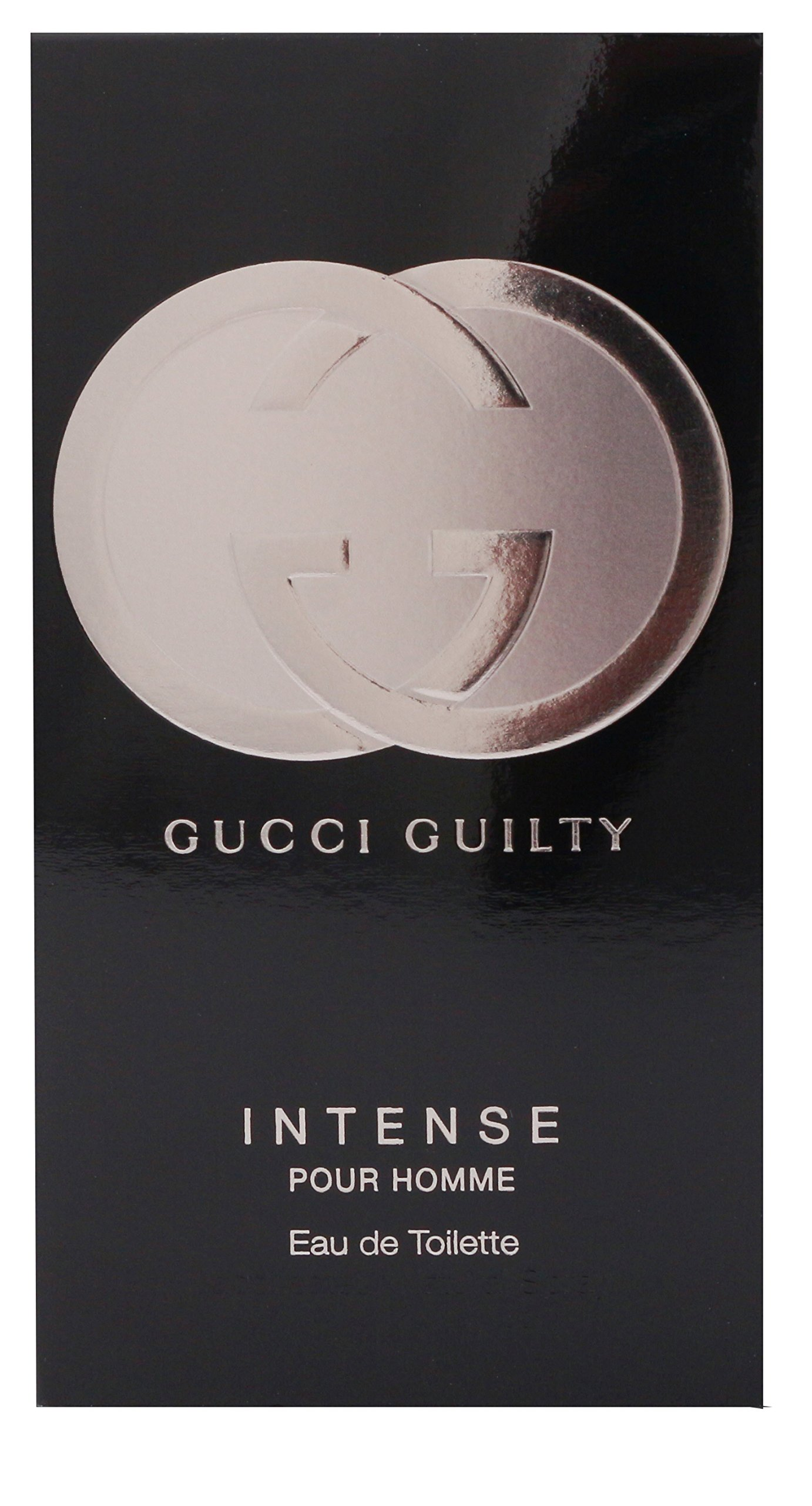 Gucci Guilty Intense Eau De Toilette Spray for Men, 3 Ounce by Gucci (Image #1)